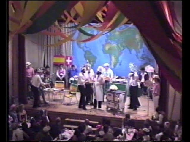 Banner des Videos zur Fasentsitzung 1988