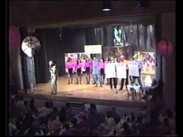 Banner des Videos zur Fasentsitzung 1992