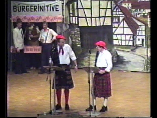 Banner des Videos zur Fasentsitzung 1993