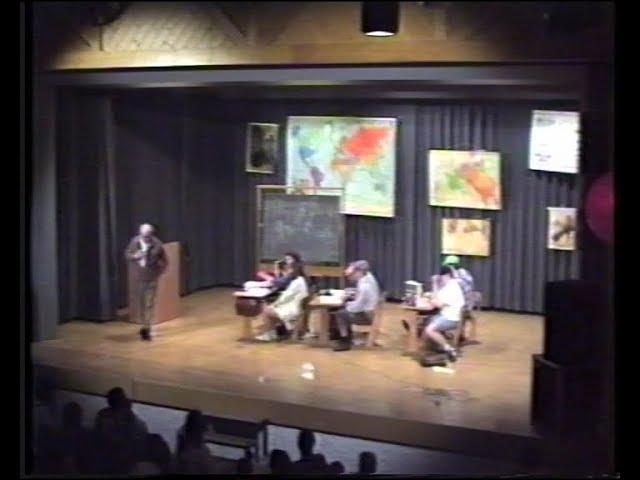 Banner des Videos zur Fasentsitzung 1995
