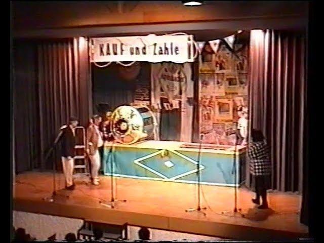 Banner des Videos zur Fasentsitzung 1997