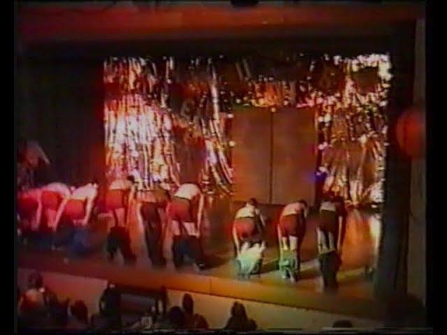 Banner des Videos zur Fasentsitzung 1998