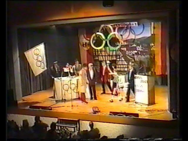 Banner des Videos zur Fasentsitzung 1999