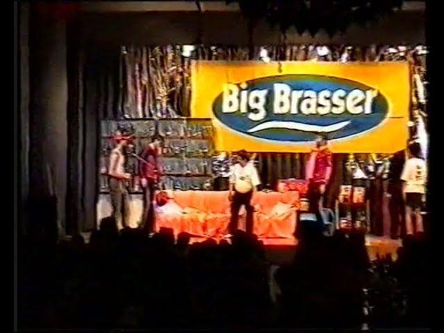 Banner des Videos zur Fasentsitzung 2001
