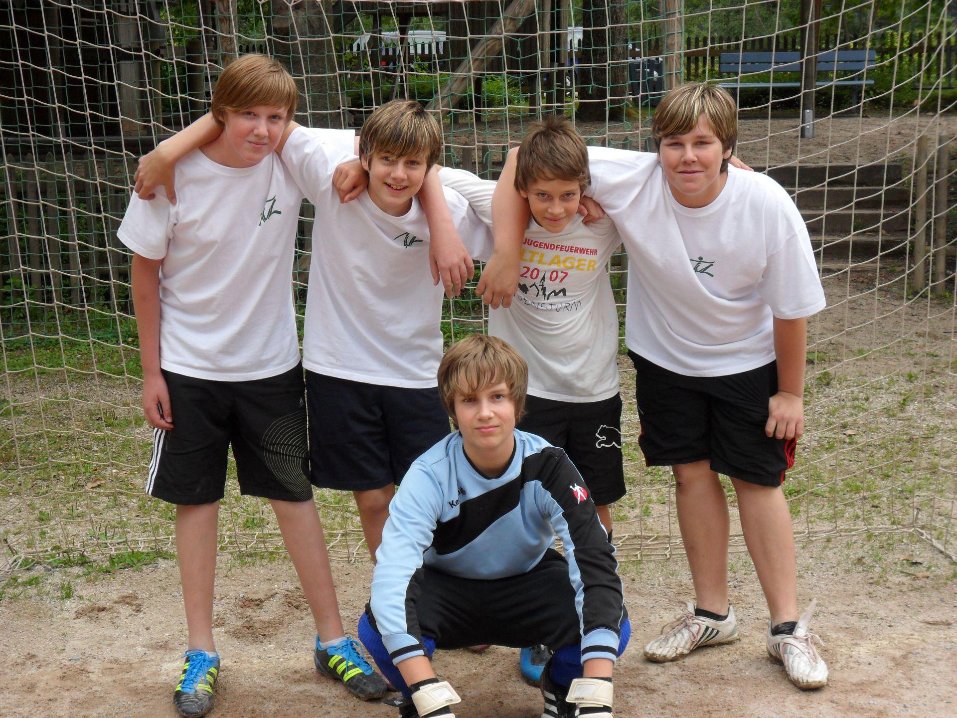 Gaudi-Fußballturnier auf dem Festplatz 2011 (01)