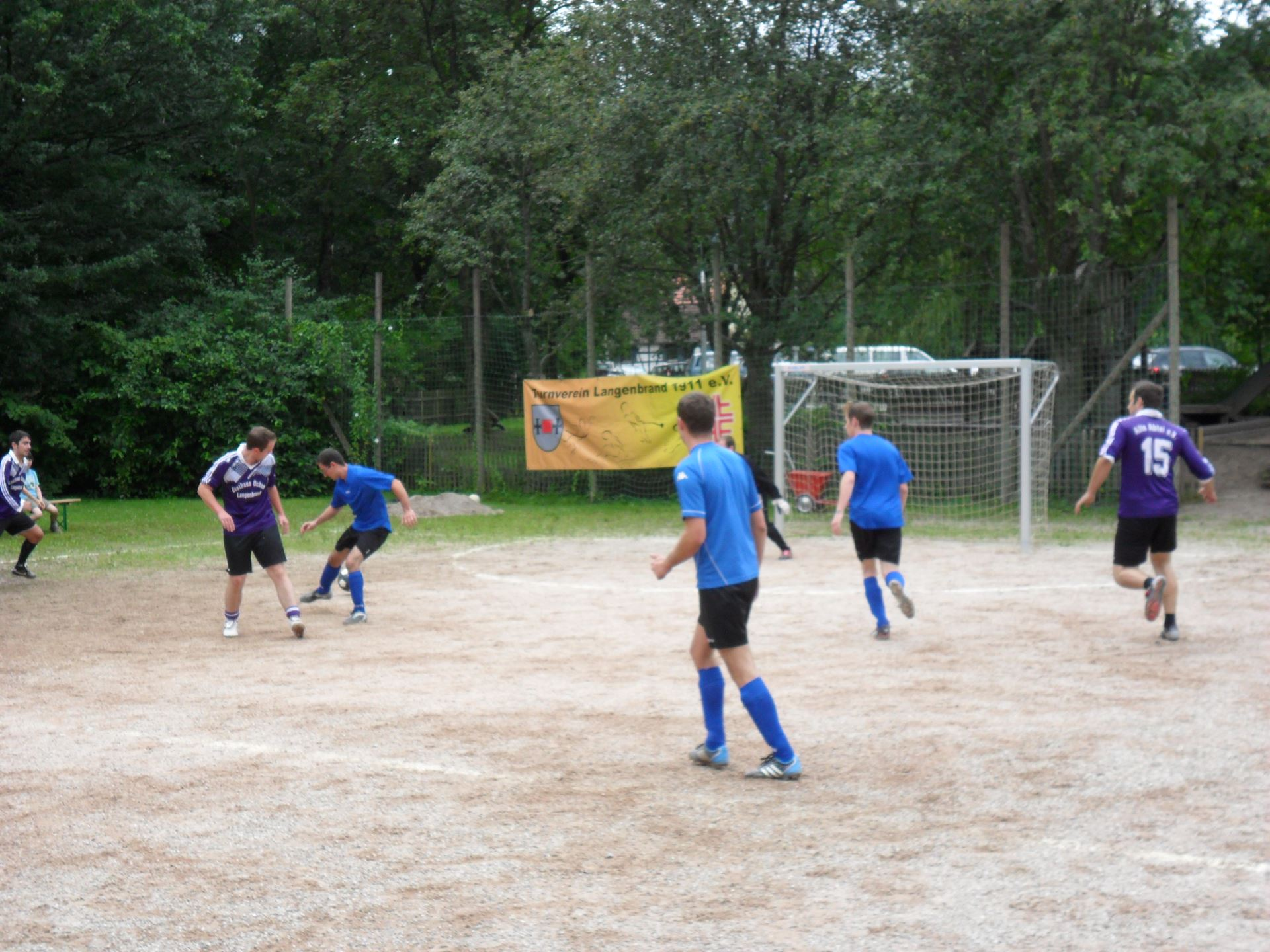 Gaudi-Fußballturnier auf dem Festplatz 2011 (09)