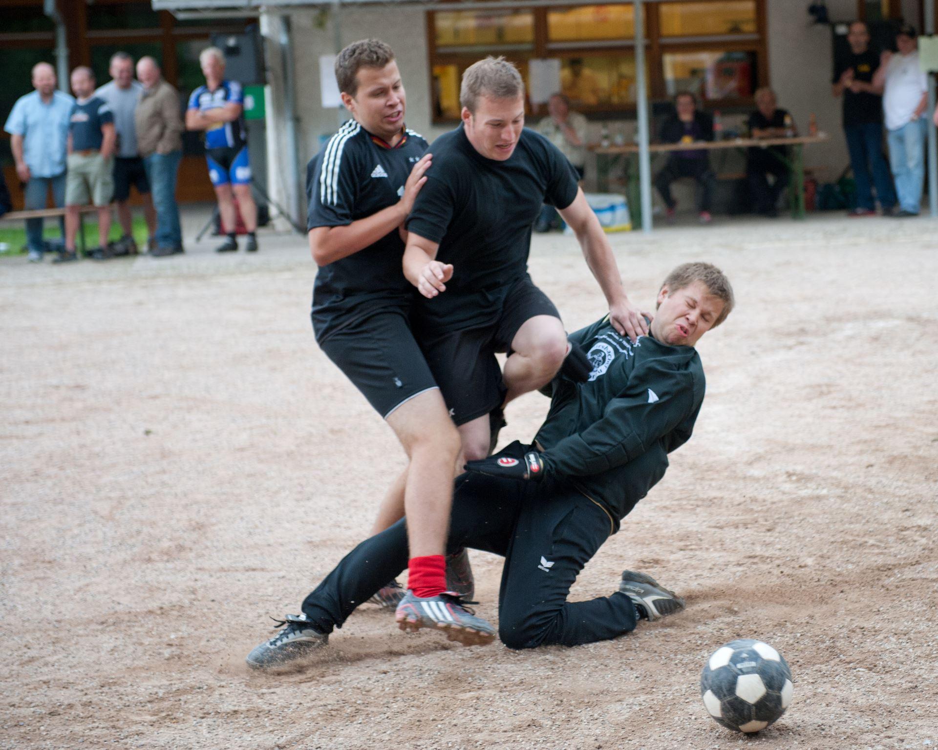 Gaudi-Fußballturnier auf dem Festplatz 2011 (17)
