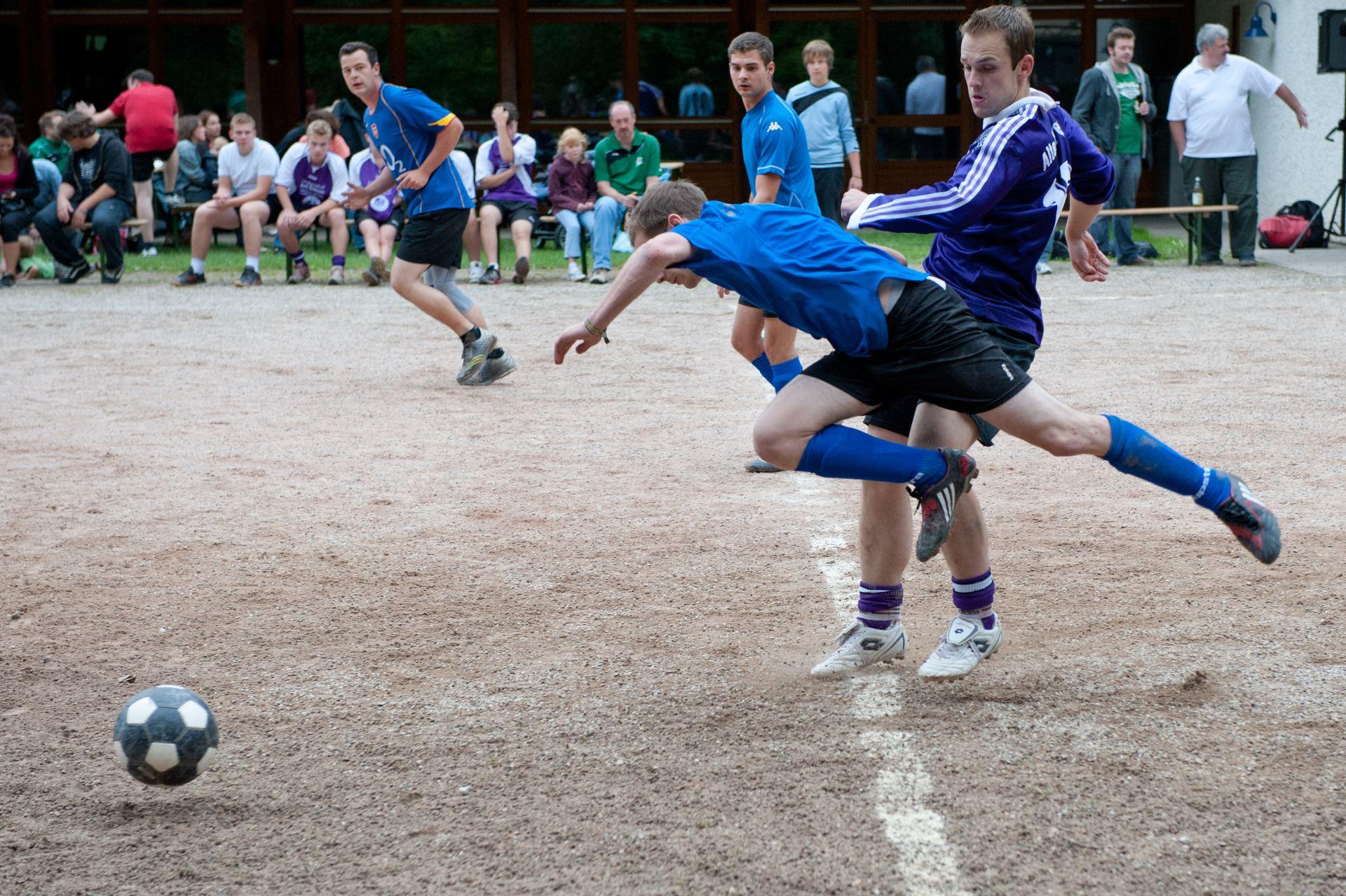 Gaudi-Fußballturnier auf dem Festplatz 2011 (18)