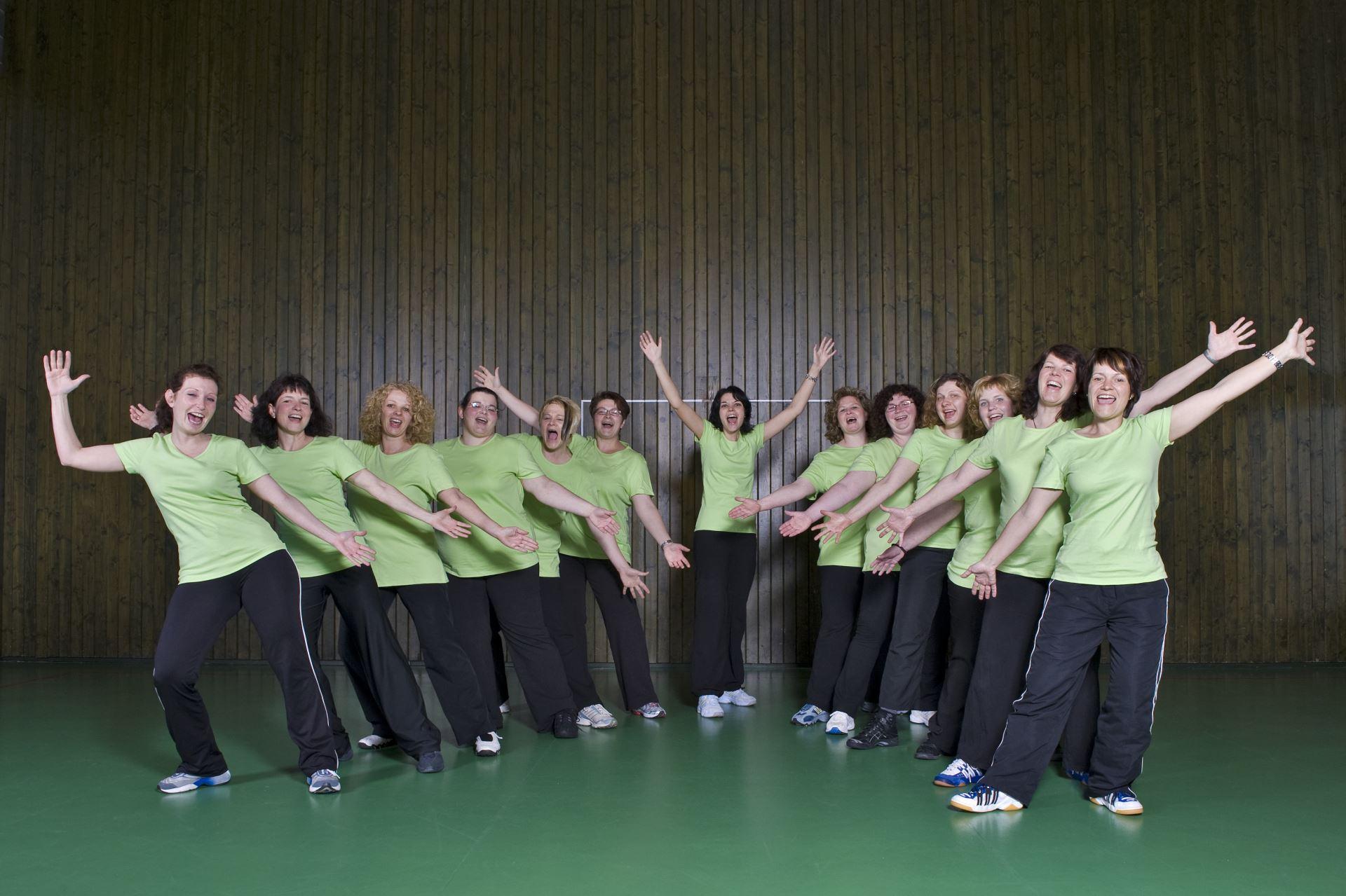 Donnerstagsgruppe im Jahr 2010 (02)