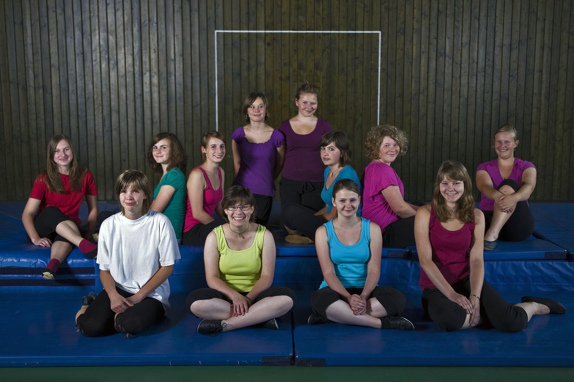 Jugendturnen (Gruppe 1) im Jahr 2010 (01)
