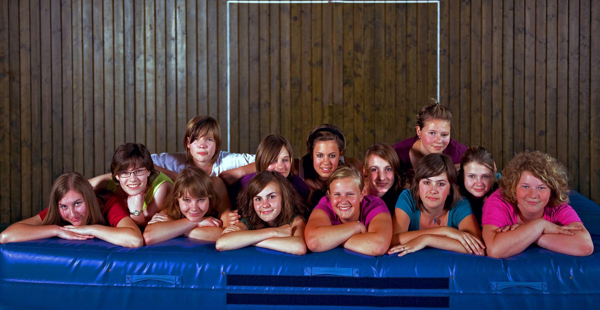 Jugendturnen (Gruppe 1) im Jahr 2010 (03)