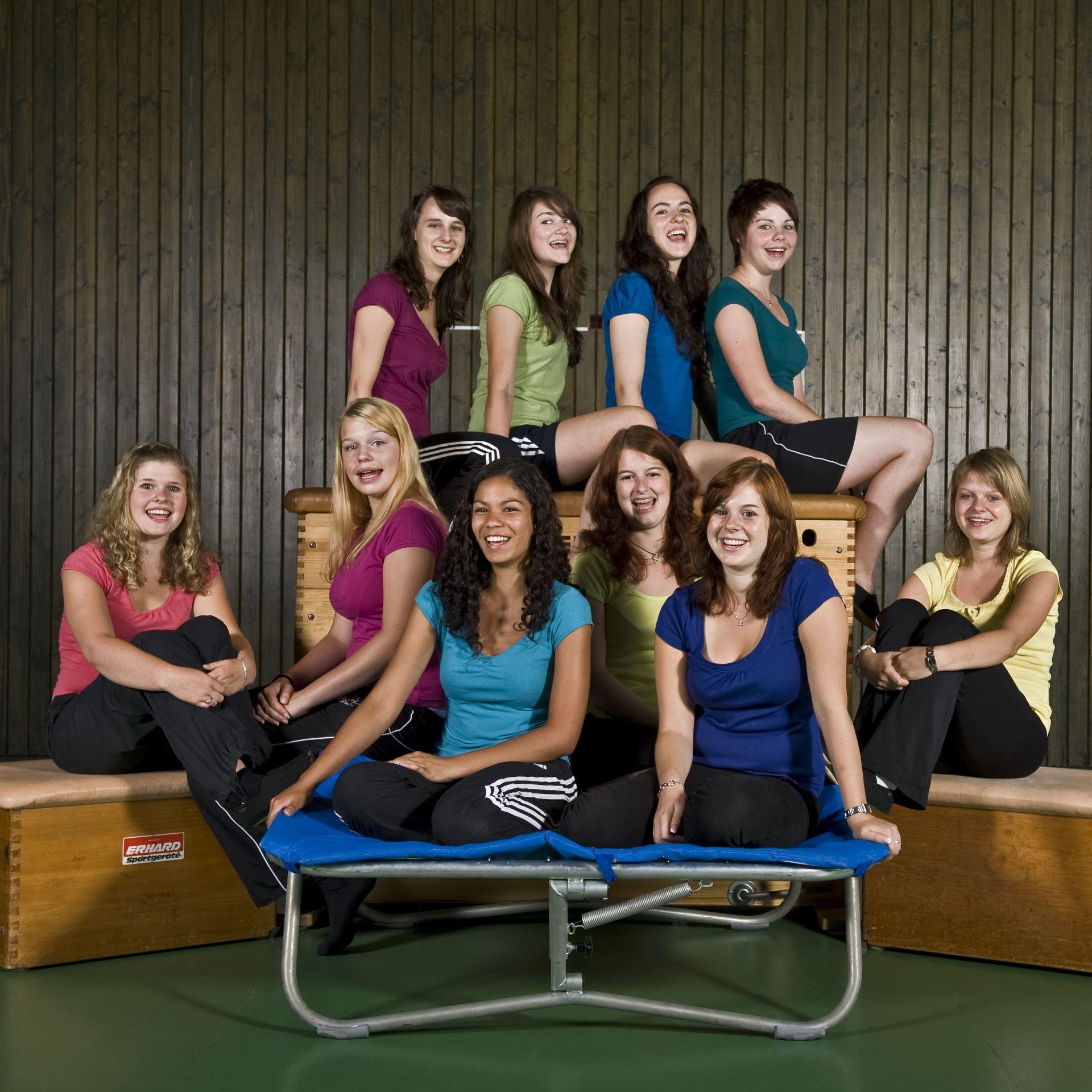 Jugendturnen (Gruppe 1) im Jahr 2010 (05)