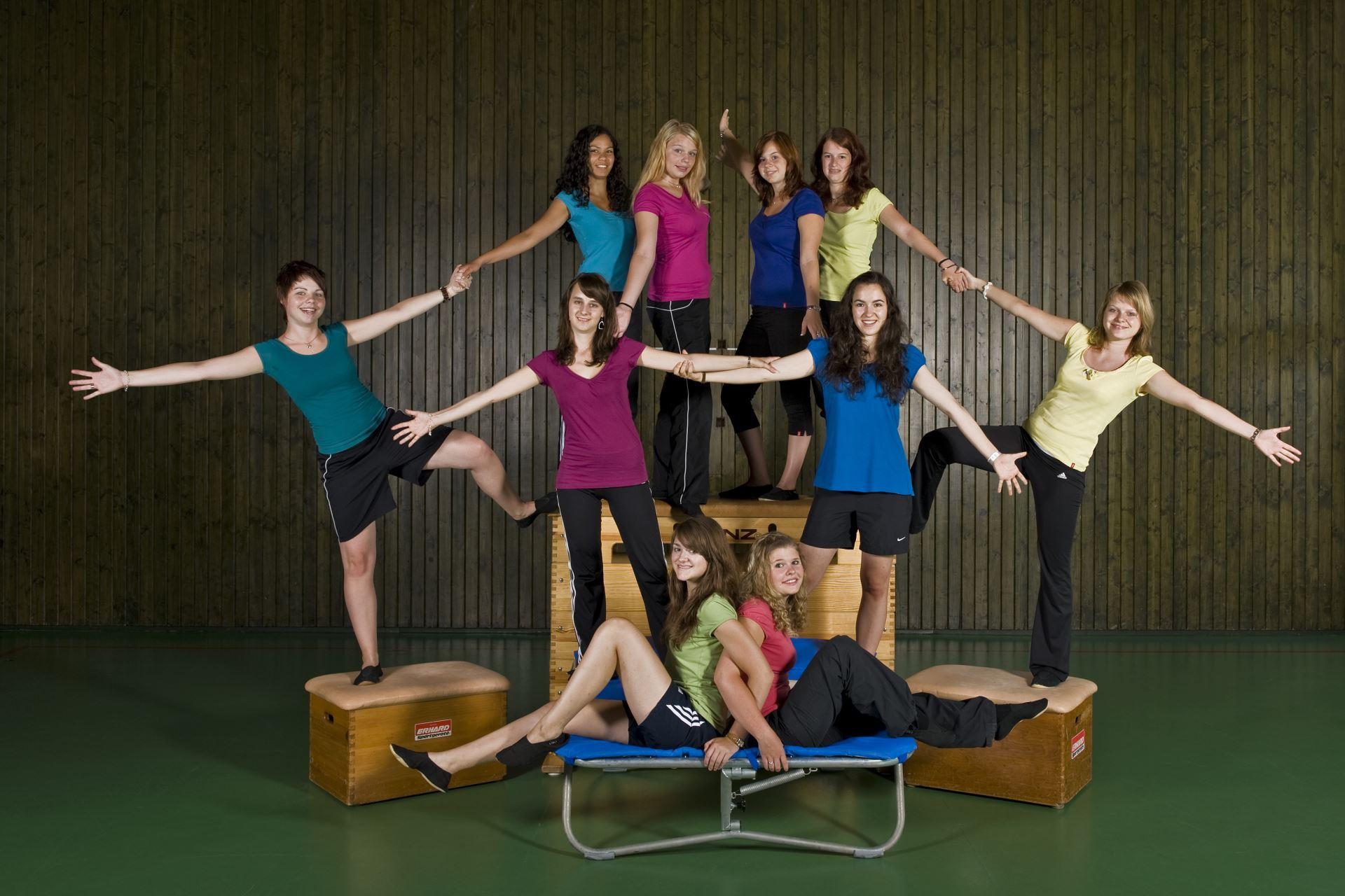 Jugendturnen (Gruppe 1) im Jahr 2010 (06)