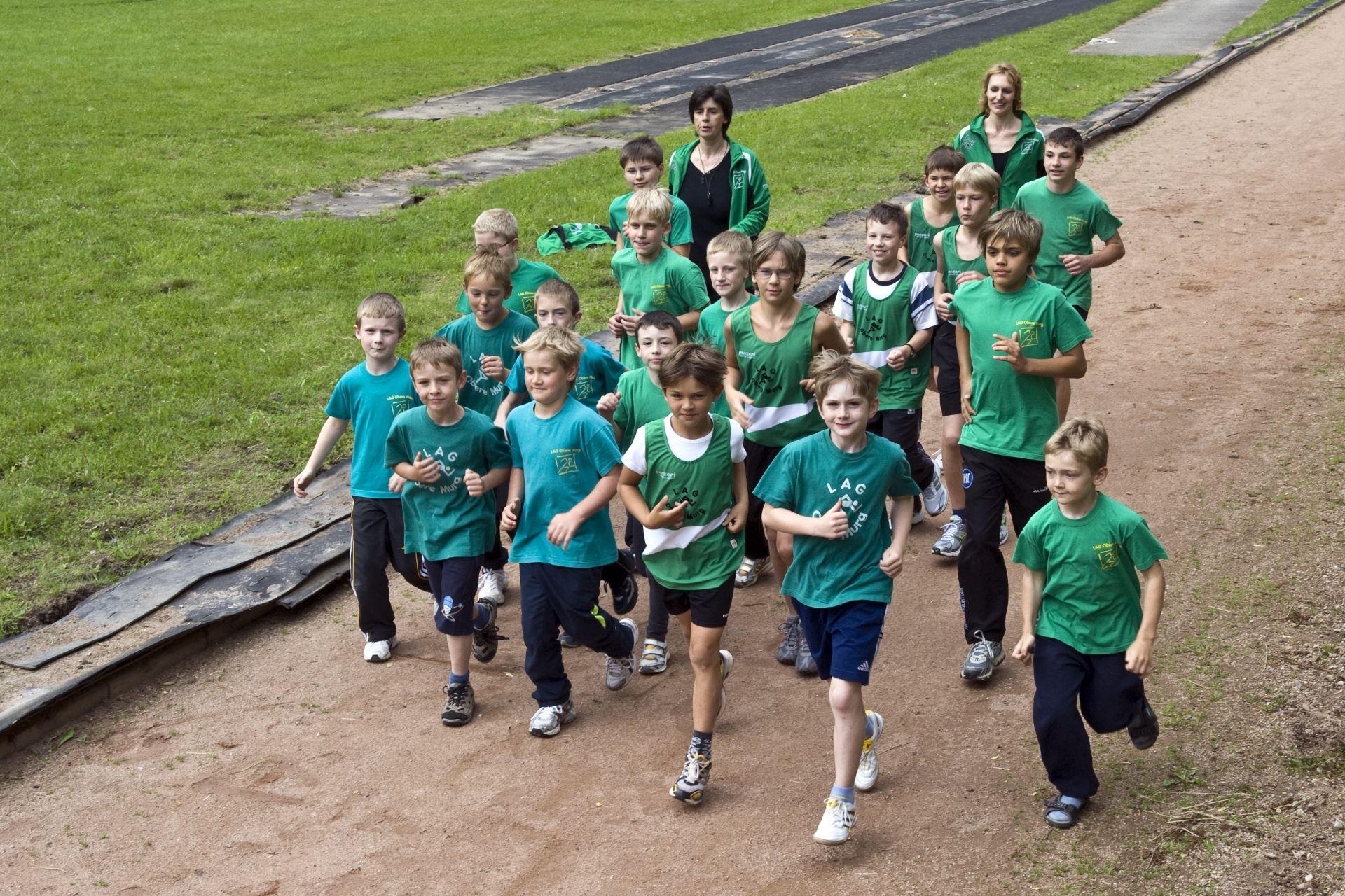 Kinderleichtathletik im Jahr 2010 (01)