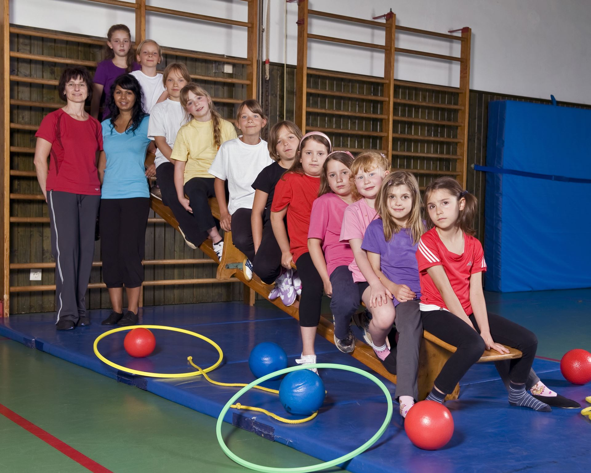 Mädchenturnen (Gruppe 1) im Jahr 2010 (01)